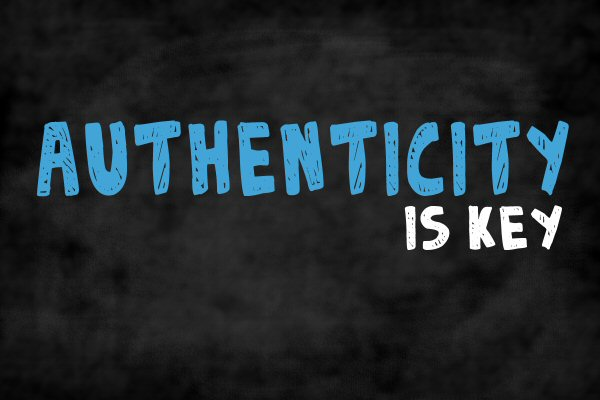 Don't Be a Phony   Authenticity in Social Media