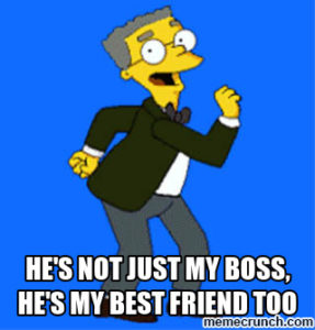 Why You Should Be Facebook Friends with Your Boss – #SOJCssm