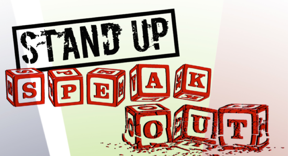 The Power of Speaking Up